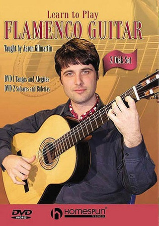 Aaron Gilmartin: Learn To Play Flamenco Guitar