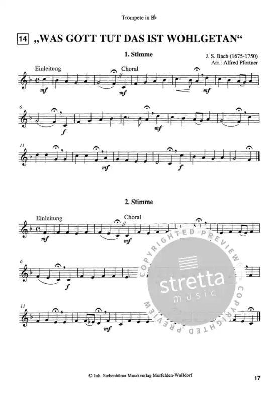 Feierabend trompete is s Ronny