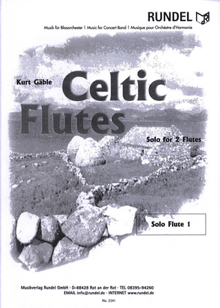 Kurt Gäble: Celtic Flutes