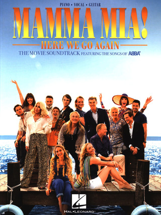 ABBA: Mamma Mia! Here we go again