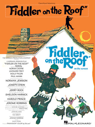 Jerry Bock: Fiddler on the Roof