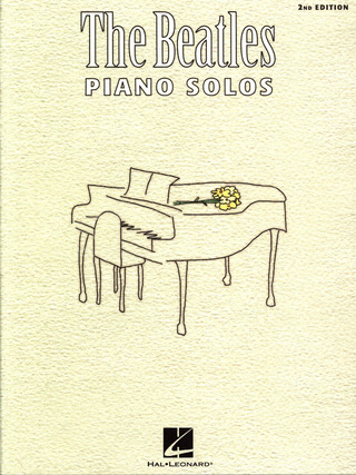 John Lennon y otros.: The Beatles Piano Solos