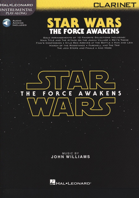 John Williams: Star wars - Episode 7 (The force awakens)