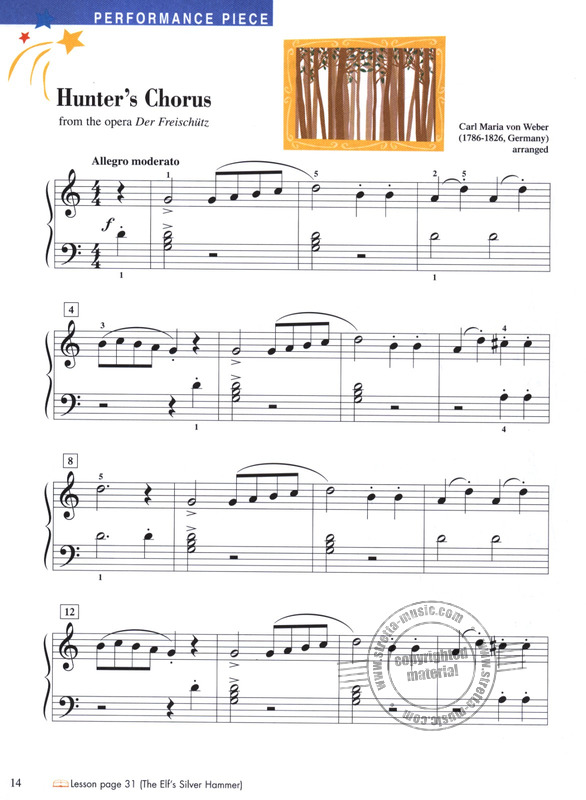 Randall Faber et al.: Piano Adventures: Technique And Performance Book - Level 2A (2)