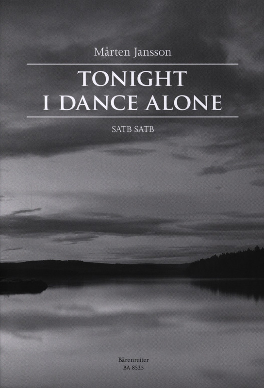 Marten Jansson: Tonight I Dance Alone