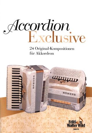 Accordion Exclusive - 20 spezielle Akk-Duette
