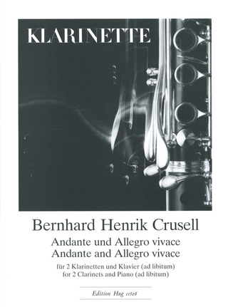 Bernhard Henrik Crusell: Andante and Allegro vivace