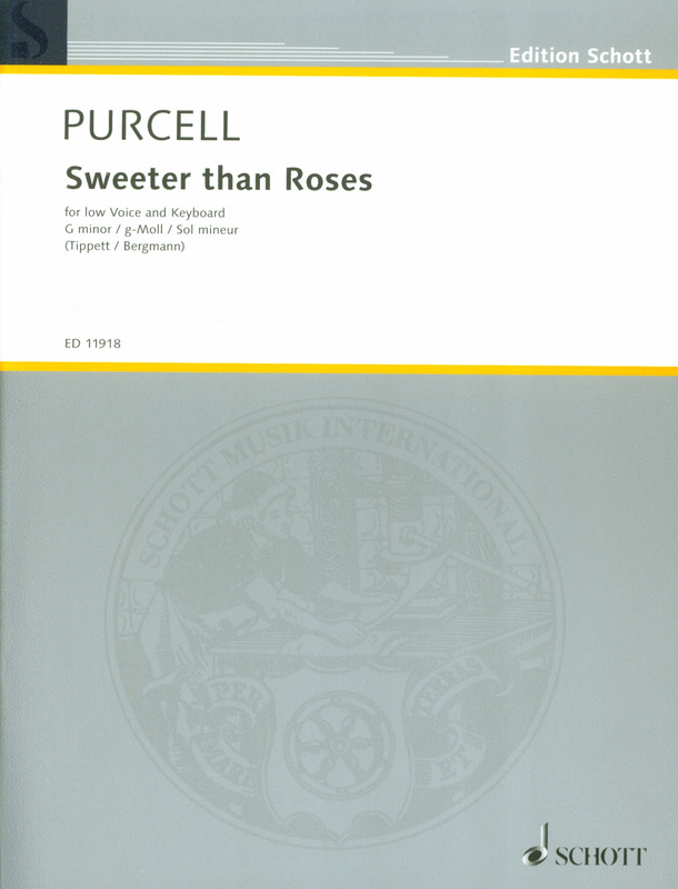 Henry Purcell: Sweeter than Roses