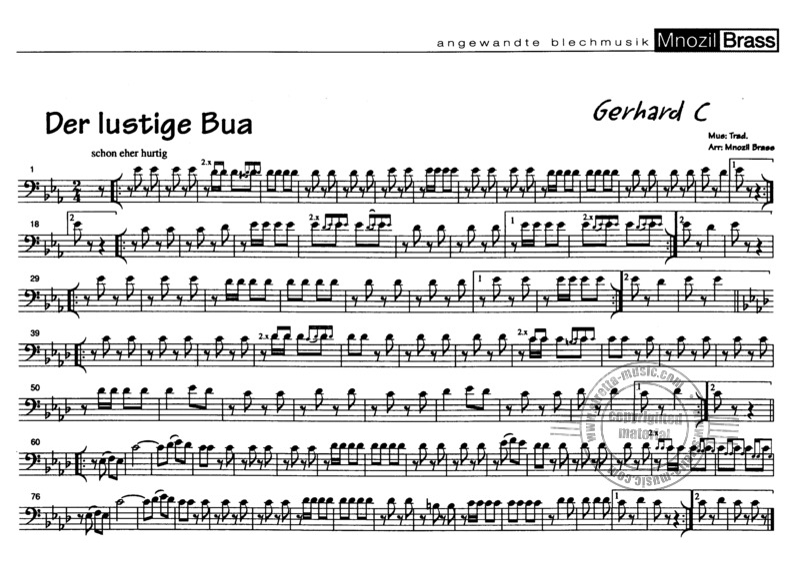 Mnozil Brass Noten