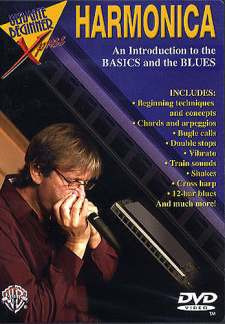 Harmonica - An Introduction To The Basics + The Blues