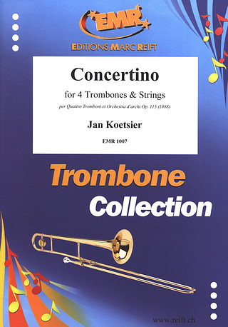 Jan Koetsier: Concertino