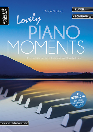 Michael Gundlach: Lovely Piano Moments