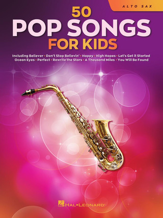 50 Pop Songs for Kids