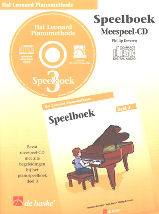 Barbara Kreader et al.: Hal Leonard Pianomethode - Speelboek 3
