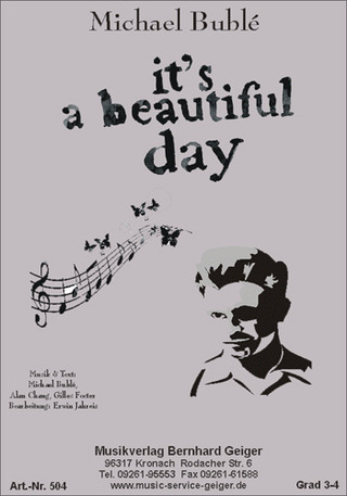 Michael Bublé: It's a beautiful day