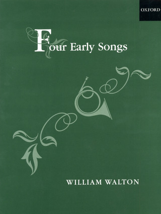 William Walton: Four Early Songs