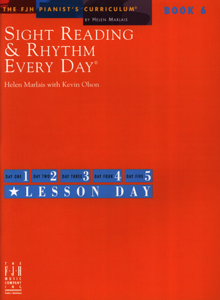 Kevin Olson et al.: Sight Reading and Rhythm Every Day Vol.6