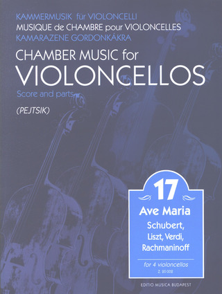 Chamber Music for Violoncellos 17