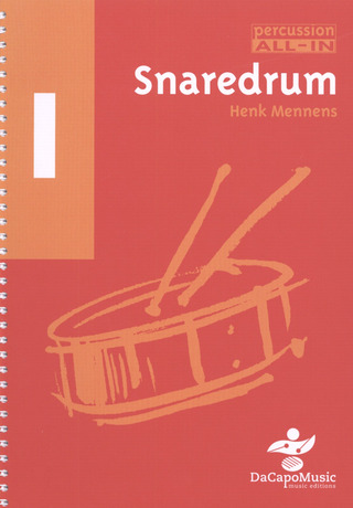 Henk Mennens: Percussion All-In Snaredrum 1