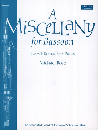 A Miscellany For Bassoon 1