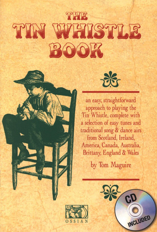 Maguire Tom: Tom Maguire: The Tin Whistle Book (CD Edition)