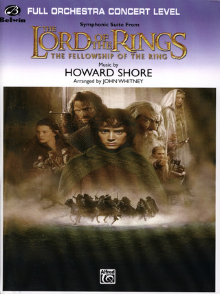 Howard Shore: The Lord of the Rings: The Fellowship of the Rinh