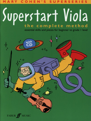 Mary Cohen: Superstart Viola - The Complete Method