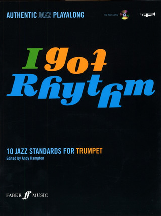 I Got Rhythm - 10 Jazz Standards For Trumpet Tpt Book/Cd