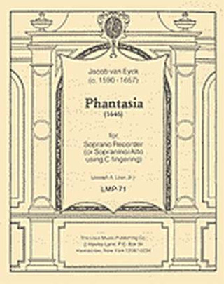 Jacob van Eyck: Phantasia
