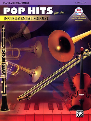 Pop Hits for the Instrumental Soloist
