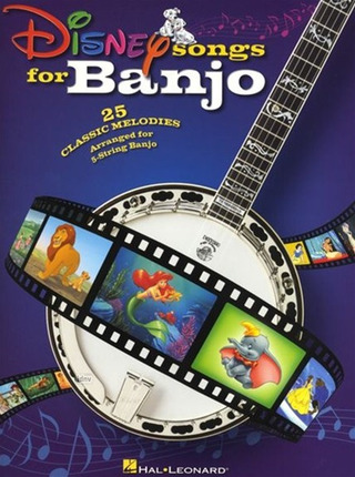 Disney Songs For Banjo