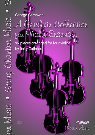 George Gershwin: A Gershwin Collection for Violin Ensemble