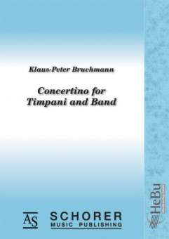 Klaus-Peter Bruchmann: Concertino for Timpani and Band