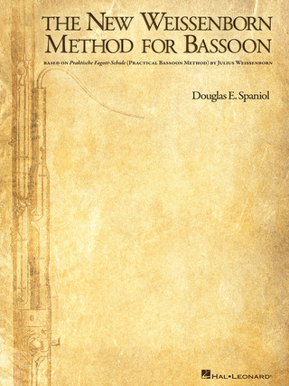 Douglas Spaniol: The New Weissenborn Method for Bassoon 1