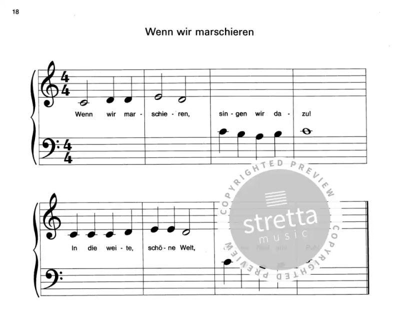 Kleines Klavier Rätsel