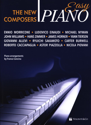 Easy Piano – The New Composers