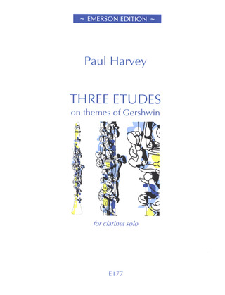 Paul Harvey: 3 Etudes On Themes Of Gershwin