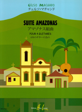 Celso Machado: Suite Amazonas