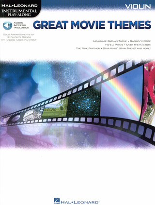 Great Movie Themes - Violin