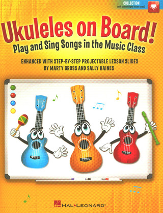 Sally Haines et al.: Ukuleles On Board!