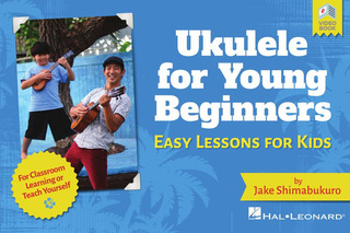 Jake Shimabukuro: Ukulele for Young Beginners