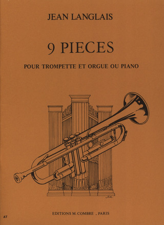 Jean Langlais: 9 Pieces Op 234