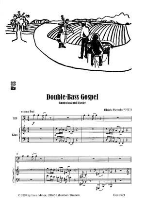 Pietsch Ulrich: Double Bass Gospel
