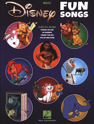 Disney Fun Songs
