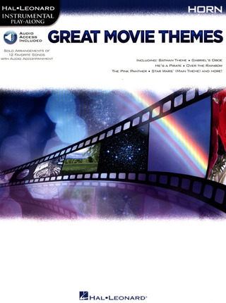 Great Movie Themes (Horn)