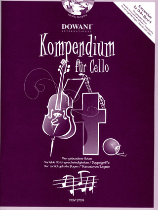 Josef Hofer: Kompendium für Cello 4