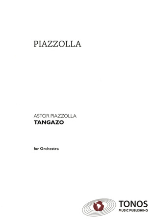 Astor Piazzolla: Tangazo Variations On Buenos Aires