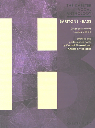 The Chester Vocal Anthology – Baritone/Bass
