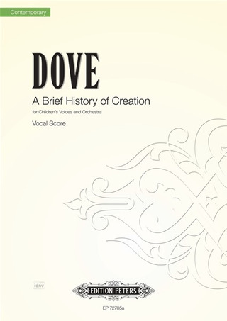 Jonathan Dove: A Brief History of Creation