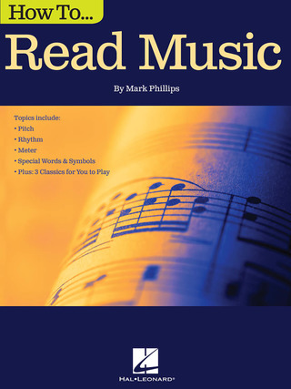 Mark Phillips: How to Read Music